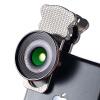 Chong Le (cherllo) 055R мобильного телефон Макро объектив без искажений специального черного яблока красного край iPhone6 Huawei проса HD внешнего ювелирном камеры Человек играют ГМ-растения