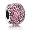 925 PANDORA Pandora розовых тонов роса серебряной струны украшение 791755HCZ цена 2016