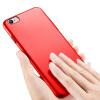 Иллюстратор Apple iPhone 6 / 6s Телефонный чехол / Защитный чехол для свечи Скраб для жесткого футляра - Передняя серия - Китайский красный