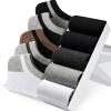 Палладио носки мужские случайные и удобные хлопковые носки спортивные носки мужские носки четыре сезона дышащие случайные носки 5 пар носков платья невидимки Harajuku хит цвет Размер