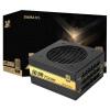 САМ (ЮАМ) модуль питания Золота 750 полного номинальное напряжение 750 Вт / 90% КПД / 80PLUS золото / твердый конденсатор / плоский провод