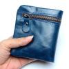 кожаный бумажникклипмягкаякожа аксессуары для праздника box gift ea002