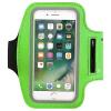 BIAZE Running сенсорный экран мобильного телефона кронштейн кронштейн с открытым верхом пакет подходящим для Apple, iPhone / Huawei / проса / Самсунг (5,8 дюйма Allen) JK143- зеленый