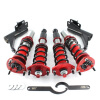 Регулируемая комплектация Coilover для Honda Civic EM2 01-05 Пружинные амортизаторы подвески пружины для bmw 5 series e39 1995 2003 полный набор coilover заслонка пружины подвески