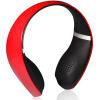 Mrice стереофонические беспроводные наушники с оголовьем Bluetooth-наушники с микрофоном HIFI наушники беспроводные ginzzu gm 451bt черные с микрофоном