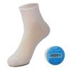 Bancheon путешествия переносные одноразовые носки мужчины и женщины спрессованные носки товары для путешествий мужские модели в трубе белый