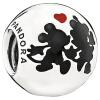 PANDORA Pandora Disney Микки Минни с бисером 791700ENMX pandora pandora ретро очарование бисером 791970cz