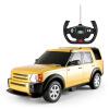 Star (Rastar) 1:14 Автомобили Land Rover Discovery 3 дистанционного управления модель автомобиля моделирование 21900 желтый автомобили