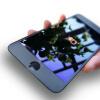 (Baseus) iPhone7 / 6S / 6 закаленная пленка Apple 7 Plus закаленная стеклянная пленка / мобильный телефон с высокой разрешающей способностью защитная пленка для экрана с матовым краем против синего белого пленка