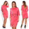 COCOEPPS Elegant Sexy 2 шт. Комплект летних женщин платья большой размер NEW 2017 плюс размер женщин одежда L-6xl платье