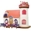Японские бренды Senbei ребенок семья девочка принцесса кукла дом игрушка моделирования играть дома семьи лес сцена магазин дом - Star вышка SYFC52678 комарова д пер семья дом