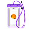 Водонепроницаемый чехол, Сумка Сумка Сумка с прозрачным подводным пакетом для всех сотовых телефонов с новым дизайном подавитель сотовых телефонов