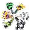 1шт Лягушка Приманки Приманки для рыбалки высокого качества 6 цветов для рыбалки 2 «-5.08cm / 0.27oz-7.68g рыболовные снасти