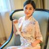 GFM Сексуальное белье сексуальное женское белье для взрослых ночной клуб Тонкий японское кимоно кардиган кружева сорочка соблазн печатать тонкие сексуальные пижамы костюм 6203 метров цветок цвет gfm сексуальное нижнее белье