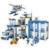 COGO Конструктор для детей игрушка для развития и обучения в серии нового города (вертолет, мотоцикл, 164 деталей) 4149 cogo конструктор строительных блоков в военной серии малозаметный бомбардировщик истребитель 400 деталей 13351