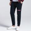 Carver Pioneer Camp Вэй брюки мужские случайные штаны остановы ноги цвета декоративных прямых брюк Вэй черный M carver pioneer camp джинсовые брюки мужские обычные джинсовые брюки темно синий 33 611 021
