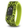 цена на Джия Минг (GARMIN) vivofit мл. Детский смарт-часы спорт браслет цель развивать активность взаимодействия здоровый родитель-ребенок отслеживания камуфляж зеленый
