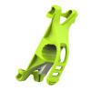 Времена мышления (Baseus) MTB велосипеда держатель телефона мотоцикл аккумулятор электрический автомобиль бортовой зажим фрейме навигации универсальный ездой на велосипеде Аксессуары для велосипеда флуоресцентный зеленый держатель сотового телефона