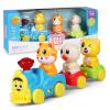 Tego (DIGO) Fun электропривод подготовки детей познавательных развивающих игрушек 0-1-3 лет ребенка раннего образования подарок DG3707 подарок 12 лет