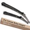 Wiper Blades for Citroen Relay / Jumper 26&22 Fit Push Button Arms 2007 2008 2009 2010 2011 2012 2013 rear wheel hub for mazda 3 bk 2003 2008 bbm2 26 15xa bbm2 26 15xb bp4k 26 15xa bp4k 26 15xb bp4k 26 15xc bp4k 26 15xd