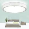 TCL LED Потолочное круглое зеркало 24W - белый светильник для спальни для спальни круглый Φ385 * 75 мм tcl led потолочное круглое зеркало 24w белый светильник для спальни для спальни круглый φ385 75 мм