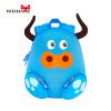 Детские детские школьные сумки Рюкзаки 3D мультфильм крупного рогатого скота Pre School Малыш Детские милые школьные сумки на 2-4 эпизоотологические особенности туберкулеза крупного рогатого скота