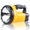 Широкий дальномер 12V 100W портативный светильник, охотничий поиск света, 55w галогеновый прожектор, перезаряжаемый фонарь для кем