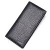 О'Коннелл (Aokang) мужской деньги заголовок слой кожи мужской бумажник мульти-карта битном короткий отрезок вертикальной секции мужской черный бумажник 8731705023