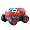 Southland игрушки младенцев Po для детей родитель-ребенок развивающие игрушки руки-ролл пожарном автомобиль модель автомобиля деформация интерес самосвала 838B-26 игрушки для детей
