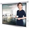 Эффективные (дели) 50492 100 электрически регулируемые дюймов 4: 3 проекционный экран / проекционный экран экран / Проектор белый эффективные дели 50490 84 дюймов стентированы 4 3 проекционный экран проектор экран экран экран проектор проектор белый