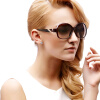 Хелен Келлер очки Женские модели поляризованные очки H8232P65 прогрессирующее красное вино кронштейн крюк желоба grand line 70 мм красное вино металлический
