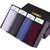 [Супермаркет] Jingdong Cartelo (Cartelo) мужское белье брюки талии Бесшовные боксер шорты брюки больших ярдов молодых мужчин белье четыре загружены L (170/95) белье gezanne шорты магическая волна l