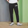 Semir (Semir) Осень 2017 мужские случайные брюки мужчины спортивные брюки брюки ноги брюки программы ПОМ молодых людей беговые брюки черные XL 12316271001 брюки