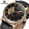 FORSINING Мужские повседневные часы Роскошные часы Автоматический механический классический наручные часы Подарочные часы
