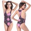 Горячий стиль Плюс размер Женщины Monokini Купальные костюмы купальники