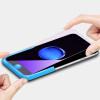 Двухсекционный [-] Длинный синий анти пассажир Apple, 7 / 6s / 6 стальной пленка iPhone7 / 6s / 6 закаленного стекло пленка телефона HD-пленка защитная пленка (пленка с артефактом) пленка lkz fdnjvj bkz