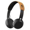 все цены на  Череп (Skullcandy) GRIND WIRELESS S5GBW-J543 спортивных беспроводного Bluetooth телефон гарнитура желтая  онлайн