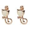 Yoursfs@ Fashion Cute Opal Cat Earrings Women Jewelry Christmas Gift Free Shipping christmas free shipping japan classical