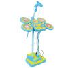 Beifen музыка buddyfun свинью Пейдж Детские развивающие игрушки музыкальные барабаны барабан JXT99335 синий музыкальные игрушки