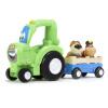 Little Tikes Little Tikes развивающие игрушки раннего детства музыкальные игрушки трек транспорт маленький прицеп 636189M музыкальные игрушки
