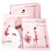 Уход за кожей для красоты (MEIFUBAO) яркая увлажняющая маска с сердечком подарочная коробка 20 (увлажняющий эластичный блеск)