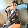 GFM Сексуальное белье сексуальное женское белье для взрослых ночной клуб Тонкий японское кимоно кардиган кружева сорочка соблазн печатать сексуальные пижамы спортивный костюм тонкий раздел 6203 черный цвет цветок baile мастурбатор в форме вагины