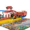 (Takara TOMY) Disney Animation игрушки электрические игрушки Баллок дорога дорога Поезд