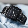 CURREN 8132 Men New Fashion Sports Watches, Quartz Analog Man Business Quality All Steel Watch 3 ATM Waterproof curren 8044 fashion man s tungsten steel analog quartz waterproof wrist watch black 1 x lr626