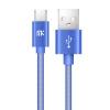 MK Micro USB-кабель 3 м Оригинальная быстрая зарядка телефона с Android-телефоном Мобильный телефон USB-зарядное устройство для Sa k 171 mk