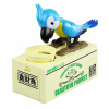SURPRESA V Piggy Bank For Coins Huggry Parrot Automatic Stole Coin Saving Money