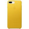 все цены на  Apple, iPhone 7 Plus Кожаный чехол - Подсолнечное Цвет MQ5J2FE / A  онлайн