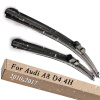 Wiper Blades for Audi A8 D4 4H 27&21 Fit Push Button Arms 2010 2011 2012 2013 2014 2015 2016 2017 немецкий сайт audi a8 в германии