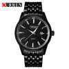 CURREN Watches Men Luxury Brand Business Casual Watch Quartz Watches relogio masculino8052 2pcs e6 wireless full duplex helmet intercom bt interphone 1200m motorcycle bluetooth helmets headset walkie talkie for 6 riders