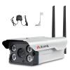 Worthida (woshida) WS8413 беспроводная камера наблюдения одна машина 960P двойная антенна WIFI сетевая камера HD ночное видение с 16GTF объектив карты 4MM woshida 62h10p 720р цифровое видеонаблюдение 4mm